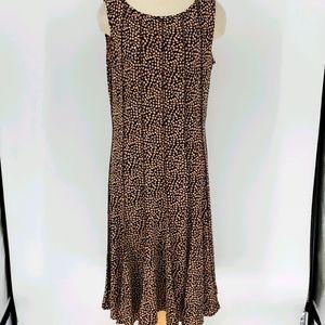 HAANI, dress size XL. Sleevless.